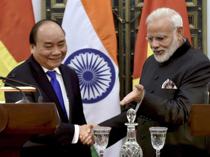 India Moves Closer To Activate Satellite Tracking Station In Vietnam