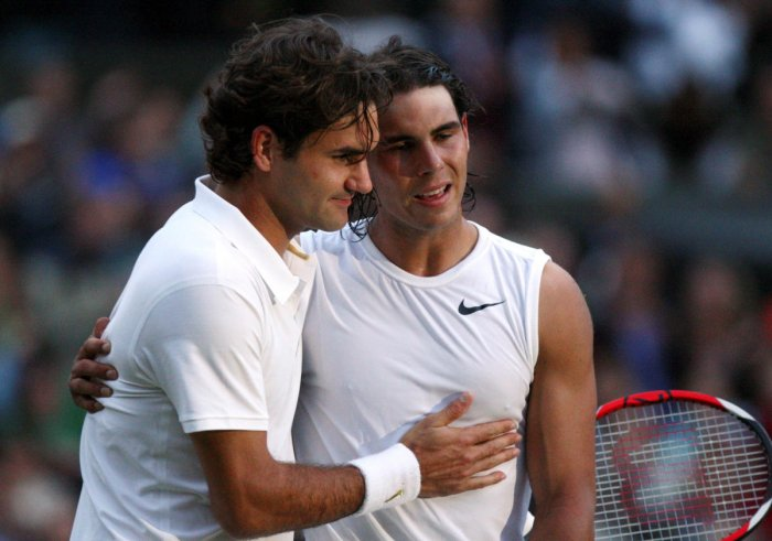 Federer wishes 'friend' Rafa speedy recovery