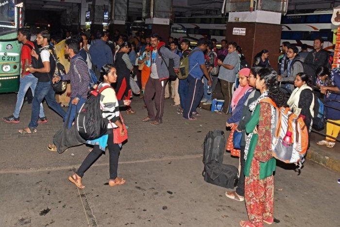 River dispute: Goa suspends bus services to Karnataka