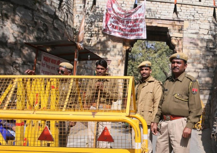Rajasthan witnesses series of protests on first day of release of Padmaavat