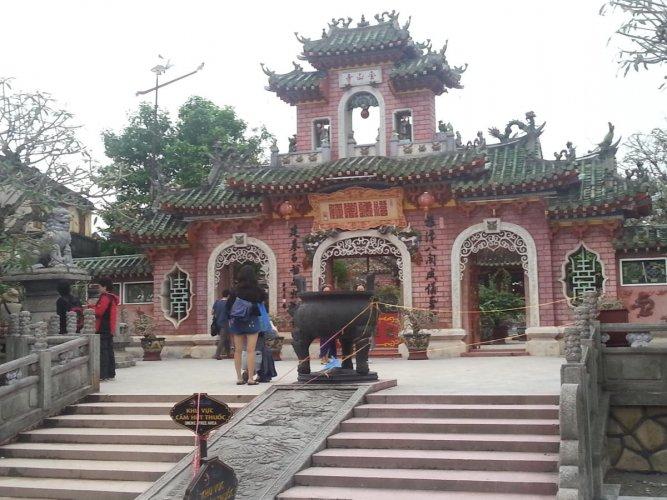 Wooed by Vietnam