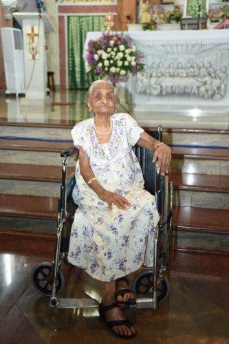 101-year-old retired teacher passes away