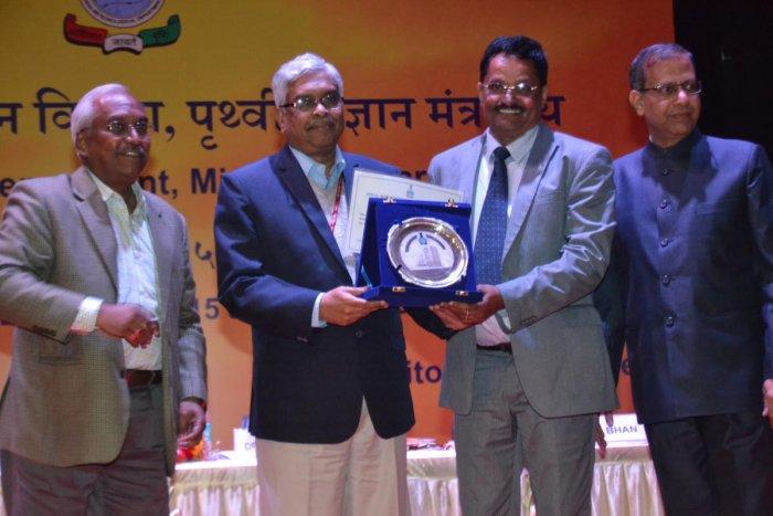 MIA Met office gets award