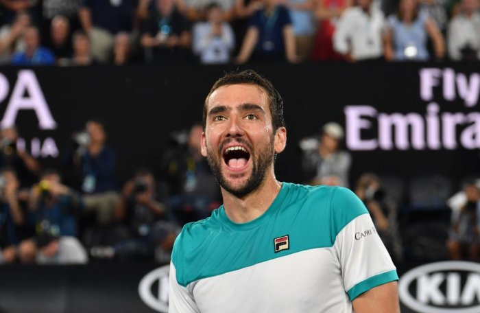 Cilic routs Edmund to enter final