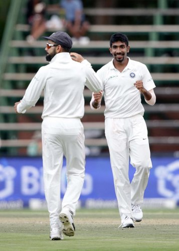 Bowlers keep India in the hunt