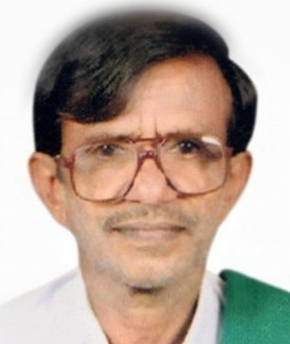 Farmer leader Konasale Narasaraju no more