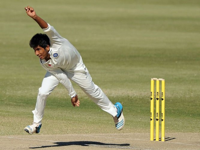 Tried to bowl the right length, says Bumrah