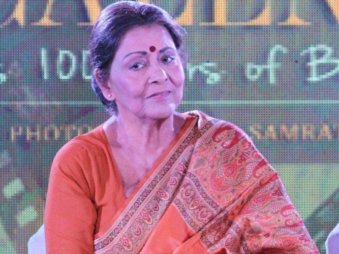 Veteran Bengali actress Supriya Devi dies