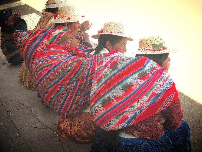 Peruvian pride, intact