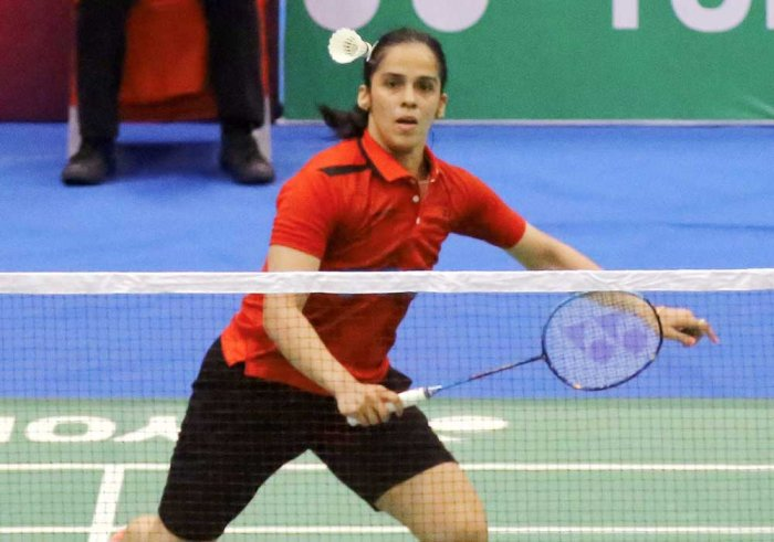 Indonesia Masters: Saina sinks Sindhu to sail into semis