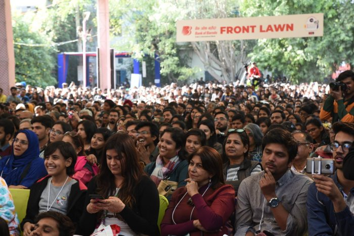 Bollywood extend support to Bhansali at JLF