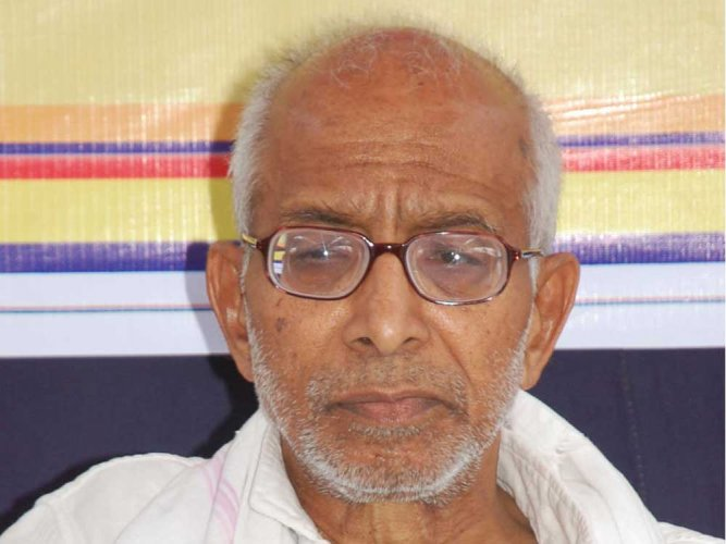 Vijayapura seer declines Padma Shree