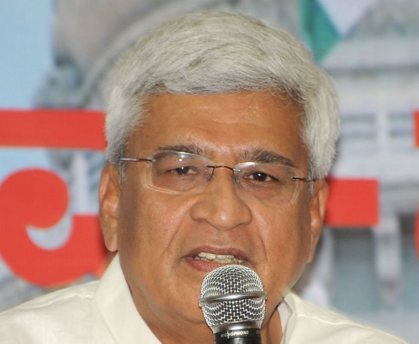 Amid division, Karat says all is well in party