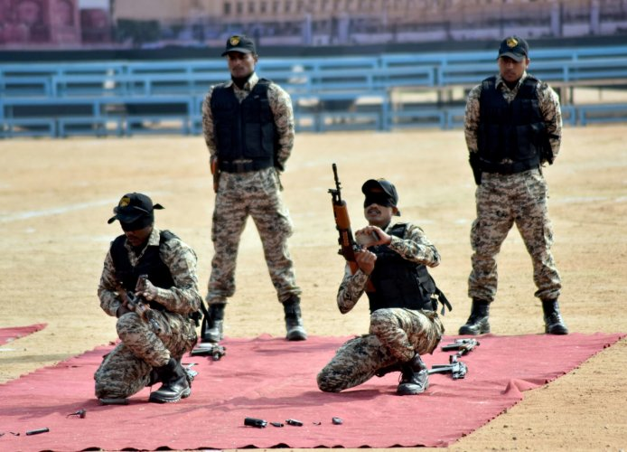Special Commando Force launched on R-Day