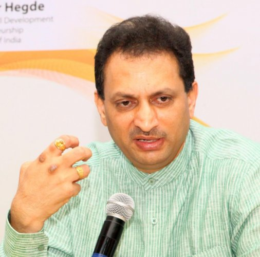 Is accepting Constitution itself nationalism, asks Hegde