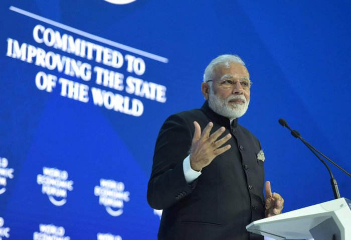 WEF: #IndianMeansBusiness tops Twitter theme hashtags charts