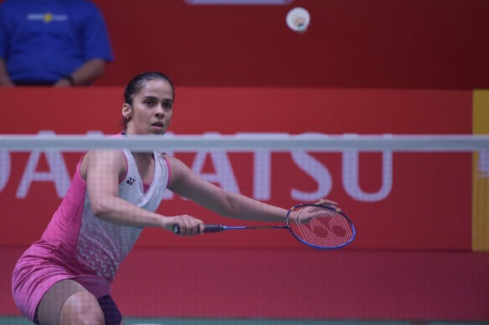 Sensational Saina enters final