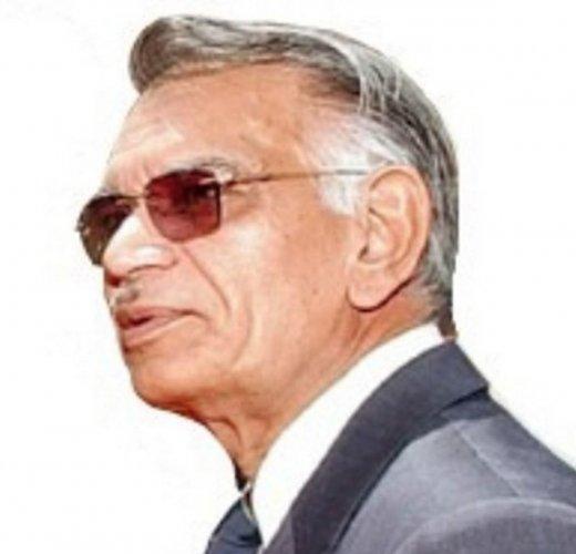 Basic structure of Constitution is unamendable: Shivraj Patil