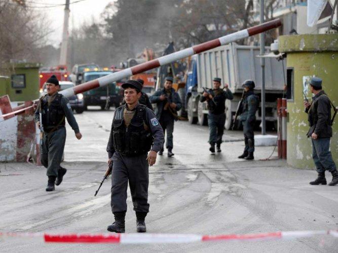 India condemns Kabul terror attack