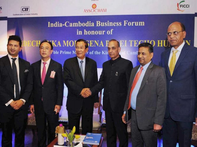 China's ally Cambodia joins India to call for adherence to UNCLOS to resolve maritime rows