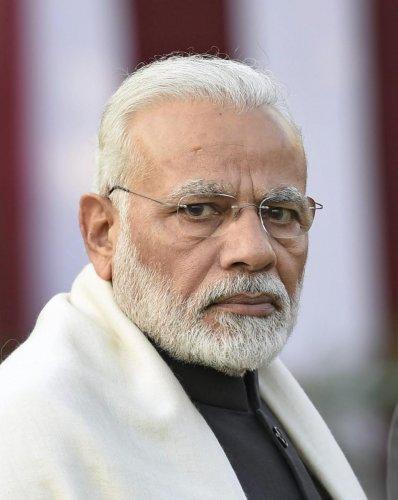 Modi to visit Palestine, UAE, Oman from Feb 9-12