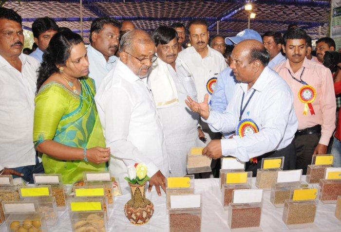 Food production needs to be increased: Minister