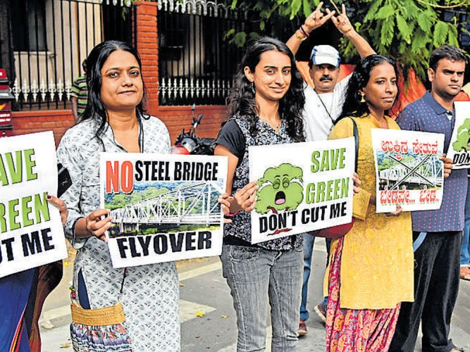 Citizens dread another unwanted flyover dominating a heritage route