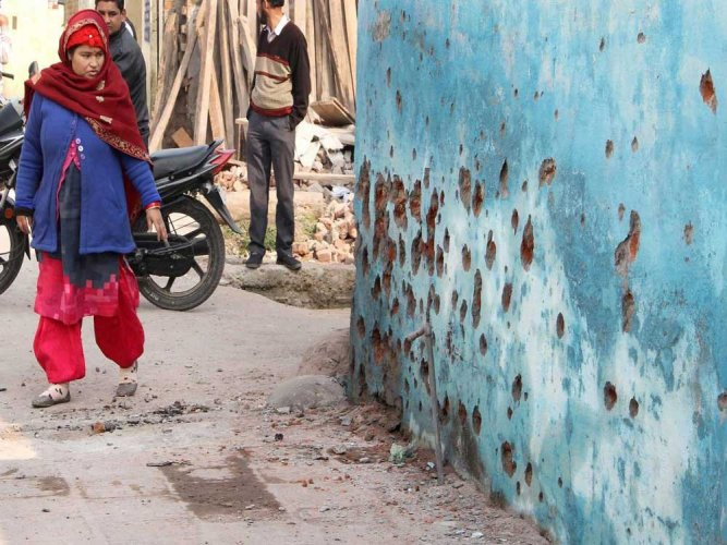 35-yr-old woman succumbs, death toll in Pak firing reaches 14