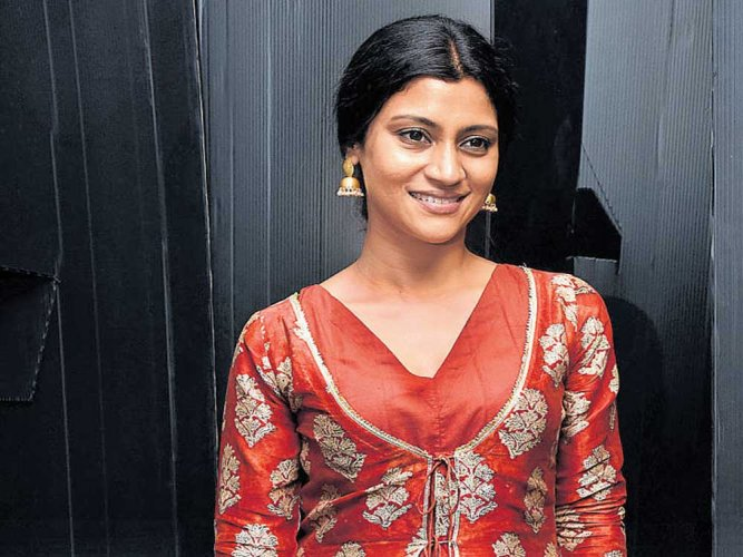 Faced rejections from production houses for my film: Konkona