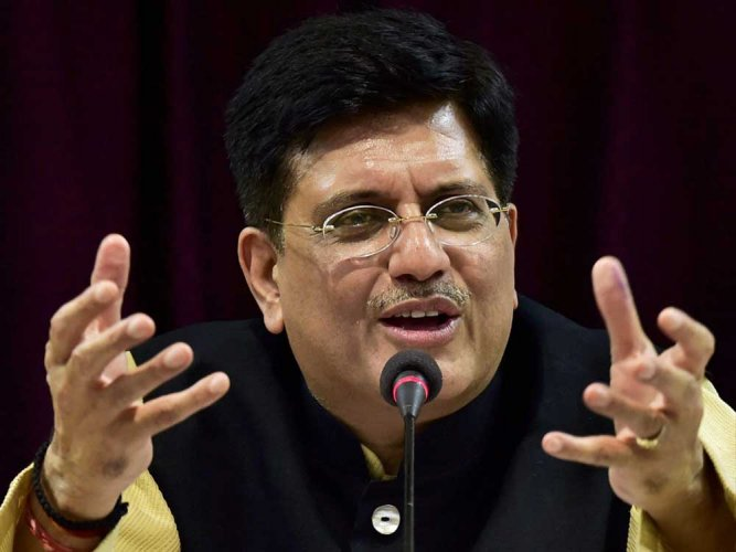Let's not see politics in everything, rail modernisation a must: Goyal