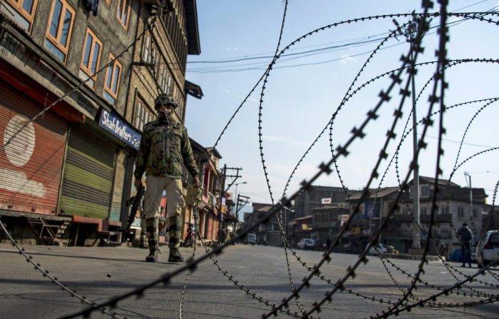 J&K police registers FIR on civilian deaths in Shopian firing