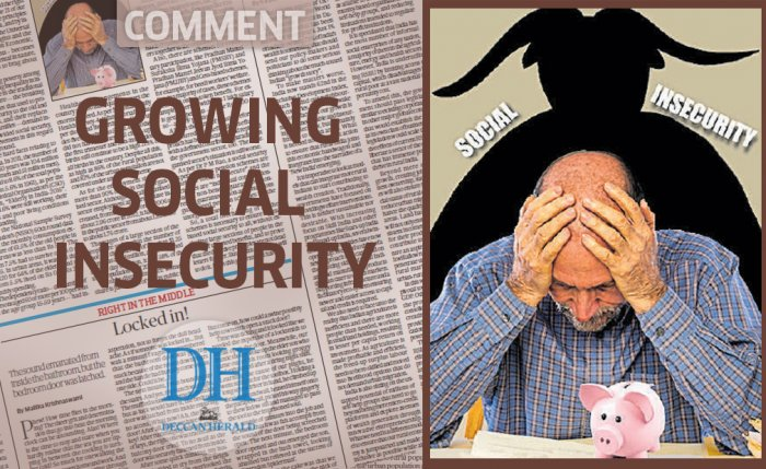 Growing social insecurity