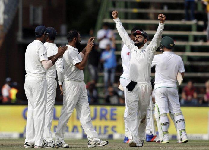 Kohli on a tough learning curve