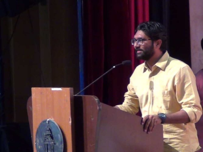 'I'll campaign in Karnataka to ensure Dalit votes against BJP': Jignesh Mevani