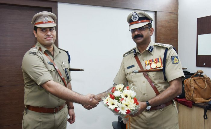 New SP warns of stringent action against trouble mongers