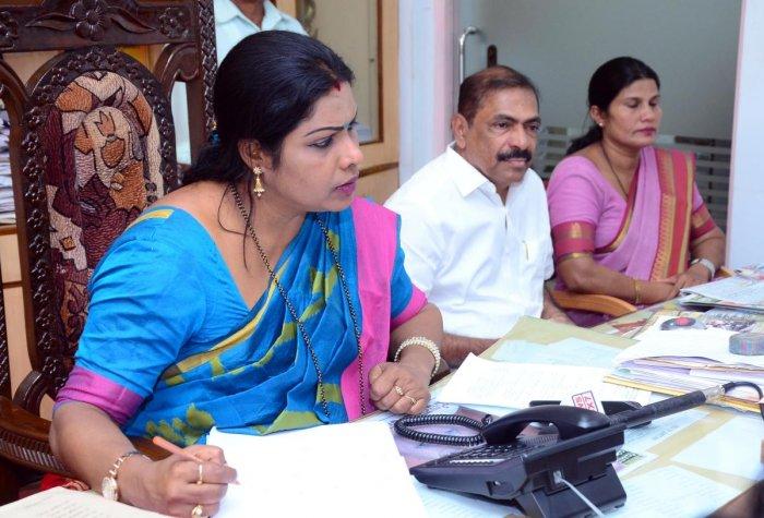 Plans to develop Bunts' Hostel junction: Mayor Kavita Sanil