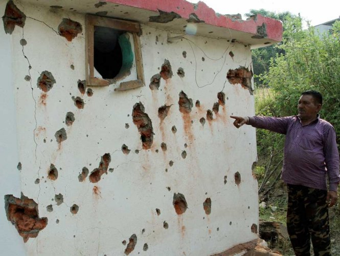 Pak shelling: Situation along LoC 'very bad', says Dy CM