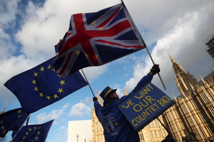 Britain will be worse off in every Brexit scenario, says govt analysis