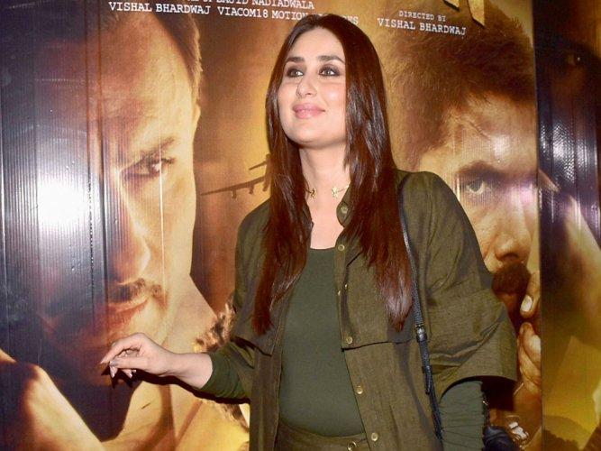 I never take success and failure seriously: Kareena