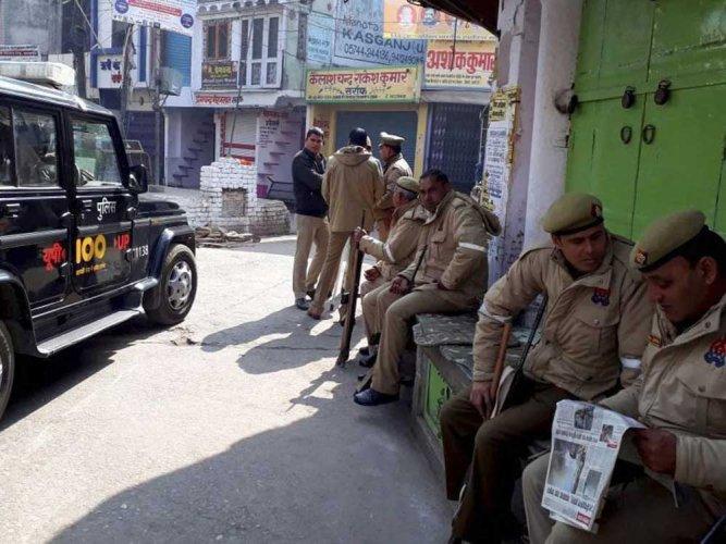 BJP MPs go ballistic over UP clashes, J&K FIR
