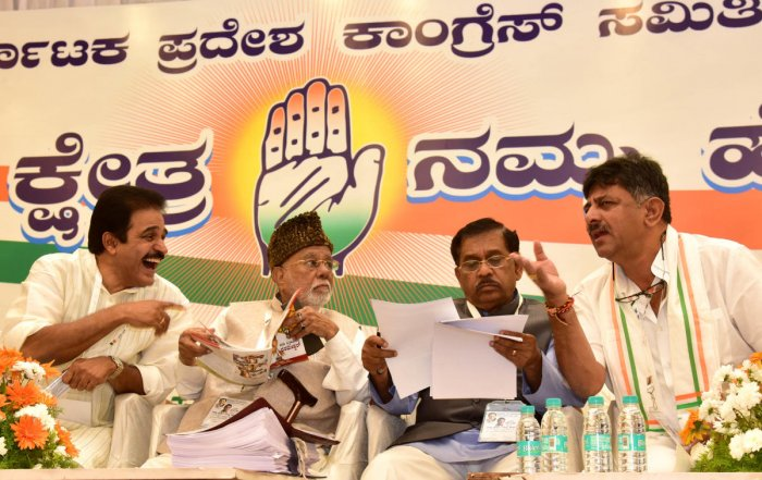 Connect with grassroots, to be Cong's election mantra