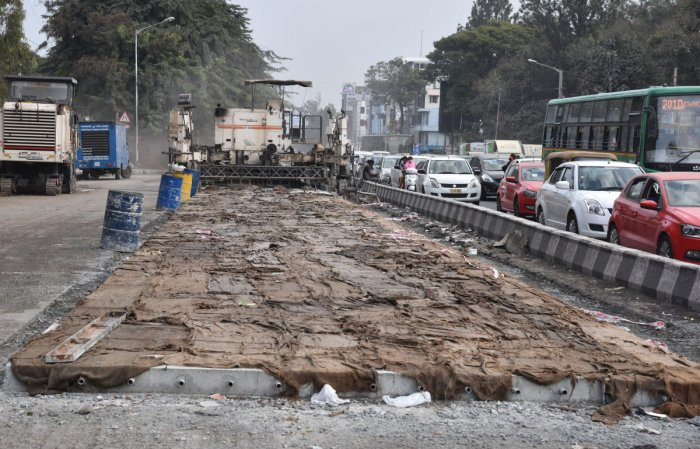 Will white-topping of roads help pedestrians?