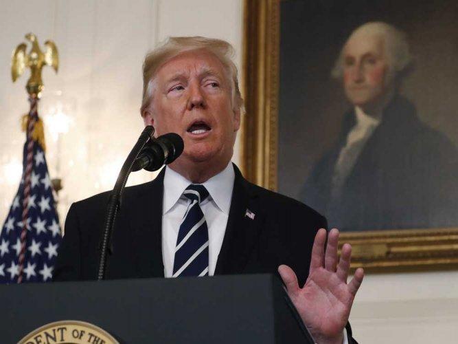 Presidency not running biz, needs governance with heart: Trump