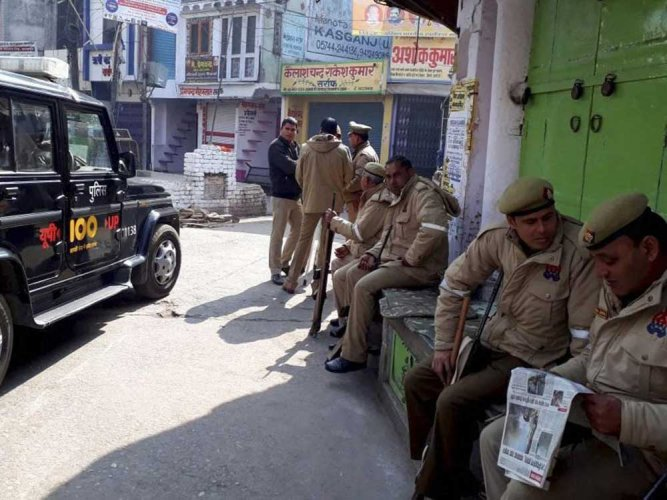 Main accused in Kasganj violence arrested