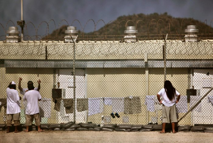 Trump signs order to keep infamous Guantanamo prison open
