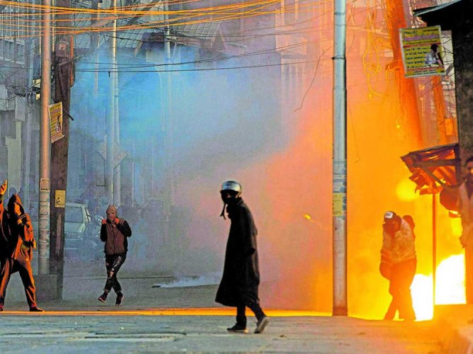 Army gives its 'version' of Shopian firing to JK Police