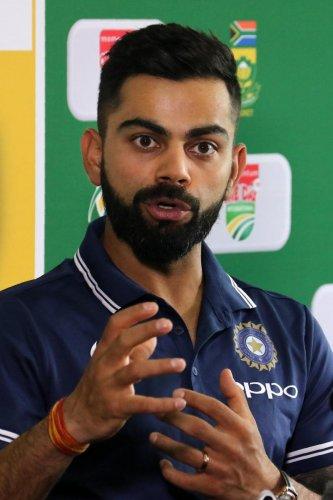 Experimentation will continue, says Kohli