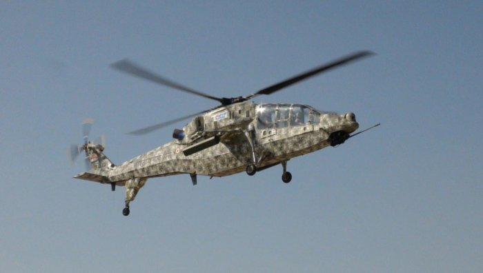 LCH makes maiden flight with indigenous automatic flight control system