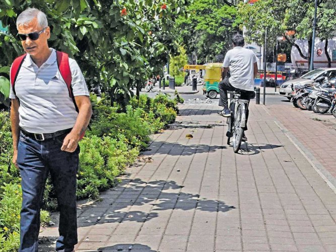 Cycle lanes on 2.2-km Cubbon Road by March, work stars today