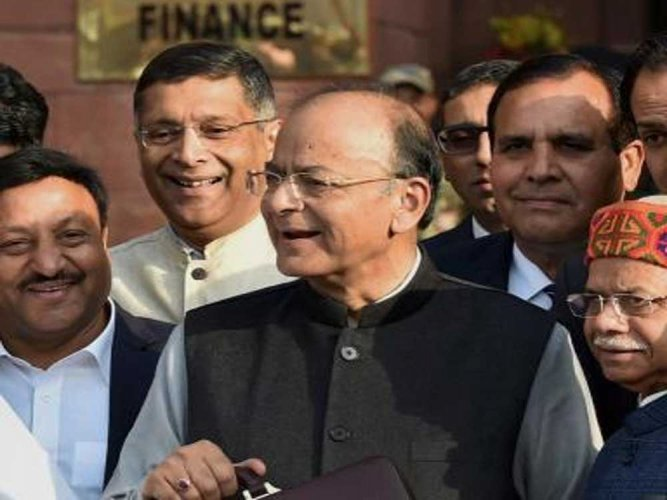 Exports seen growing at 15 pc in 2017-18: Jaitley